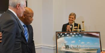 GOP Congressman Says NO To USNS John Lewis