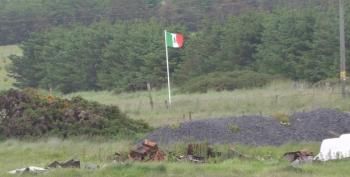More About That Mexican Flag In Scotland Near Trump's New Golf Course