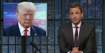 Seth Meyers: Donald Trump Is Like 'Scooby-Doo' Villain