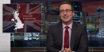 Brexit Vote As Only John Oliver Can Explain It