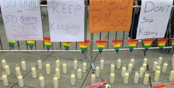 Open Thread - Keep Kissing