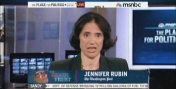 Wow Even Jennifer Rubin Says GOP Voters 'Lack Common Sense'
