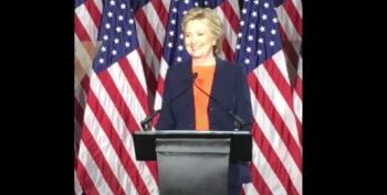 Hillary Clinton Shreds Donald Trump In Major Foreign Policy Speech