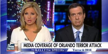 Fox News Complains About 'Extreme' Media Reactions To Orlando – While Giving Itself A Pass