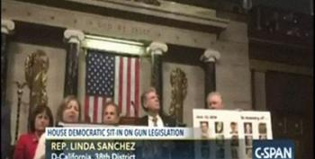 Rep. Linda Sanchez Appalled At NRA News Host Comparing Democrats To Terrorists