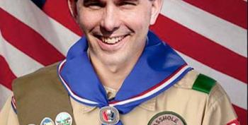 Scott Walker's Flag Day Faux Pas