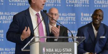 Pat McCrory Calls NBA All Star Game Move 'P.C. BS'