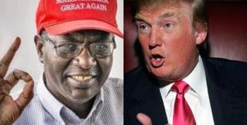 Obama's Trump-Backing Half-Brother Cheered By Wingnuts -- Who Used To Say He Was Pro-Terrorist