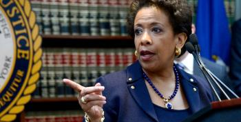 Bombs Lobbed At Bill Clinton And Loretta Lynch Hours After Benghazi Laid To Rest
