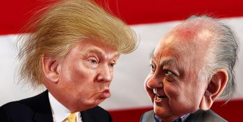 Ailes Gets Sued, Trump Rides To The Rescue