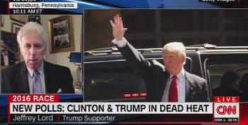 CNN Commentator Tries To Tie Clinton To Nazis, Fails Miserably