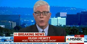 Hugh Hewitt: Hillary Wasn't Indicted, But She Was Convicted