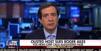 Fox's Kurtz Says He'll 'Stick To The Facts' When Covering Ailes Sexual Harassment Case