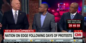 CNN's Harry Houck Claims Black People Are 'Prone To Criminality'