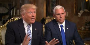 Trump-Pence Tell Lesley Stahl They're All For Waterboarding