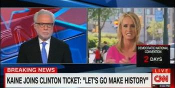 CNN's Hughes Likens Tim Kaine's Spanish To 'Dora The Explorer'