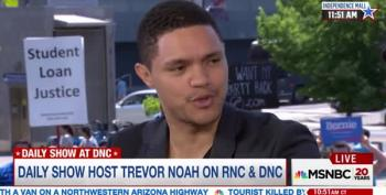 Trevor Noah: Trump Is A Dangerous Clown