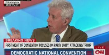 CNN's Resident Wingnut Jeffrey Lord Whines That Dems Were Mean To The One Percent