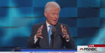Bill Clinton Explains Why Hillary Is 'The Real Change-Maker'