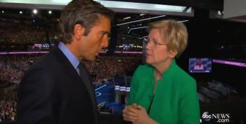 Elizabeth Warren Calls Trump A 'Thin-Skinned Racist' Over Pocahontas Remarks