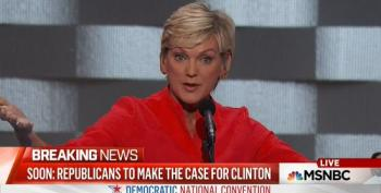 Jennifer Granholm Whacks Trump For His Obsession With Himself