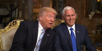 Trump: Pence 'Entitled To Make A Mistake' On Iraq, But Not Clinton