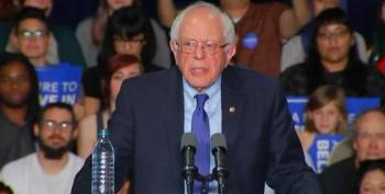 Bernie Sanders: Most Retweeted Response To Donald Trump's RNC Speech