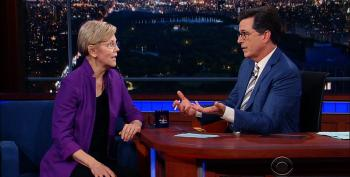Elizabeth Warren On Trump: 'He Sounded Like A Two-Bit Dictator'