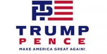 Trump-Pence Campaign Rolls Out New Logo Intended For Maximum Penetration