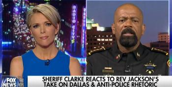 Clarke: 'Irresponsible Rhetoric Coming From Powerful People'
