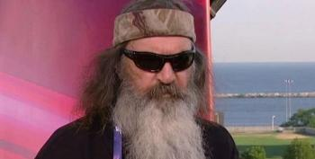 On Fox & Friends: Phil Robertson Jokes About Men Marrying 15 Year Old Girls - Friends Laugh Uproariously!