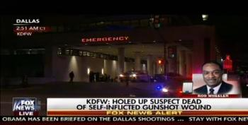 Fox's Rod Wheeler Suggests Dallas Shootings Are A Reason To Vote For Donald Trump