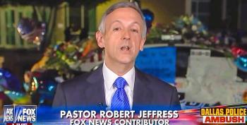 Dallas Pastor Robert Jeffress: Cops Are 'Ministers Of God' Sent To 'Punish Evildoers'