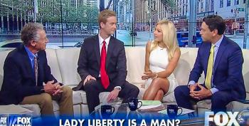 Fox News Suggests France 'Pulled A Fast One' And Made Statue Of Liberty Secretly Transgender