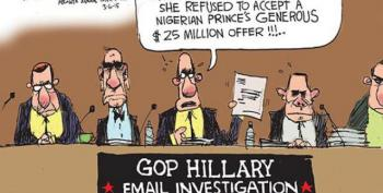 Take A Break From The RNC With ...Clinton Emails!