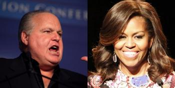 Limbaugh: Michelle Obama Needs To 'Get Over' Slavery