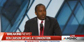 Ben Carson Hires The Church Lady As His Speechwriter For The RNC