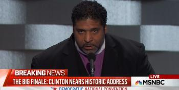 Rev. William Barber: 'Be The Moral Defibrillator Of Our Time'