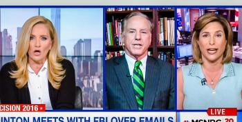 Howard Dean Blasts MSNBC For Focusing On Bill Clinton's Tarmac Meeting: 'This Is Crap'