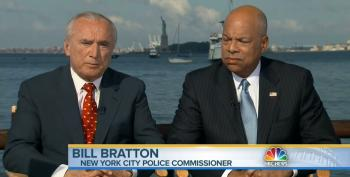 NYPD Police Commissioner Bratton Confirms Trump Tried To Use Police As Photo-Op