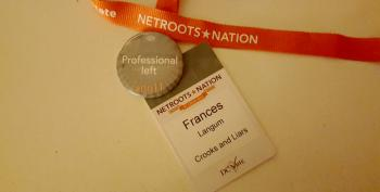 Open Thread - C&L At Netroots Nation 2016