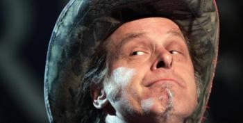 Seditious Ted Nugent Pretends That Obama Wants A Race War