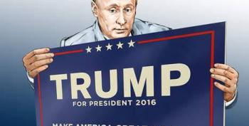 YIKES: Trump Campaign Manager, And Vladamir Putin BFF, Now Getting Intelligence Briefings