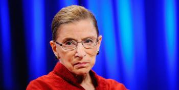 Ruth Bader Ginsburg Badgered Into Apologizing To Thin Skinned Trump