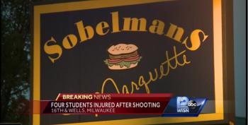 Concealed Gun Carrier Screws Up, Shoots Four At Restaurant