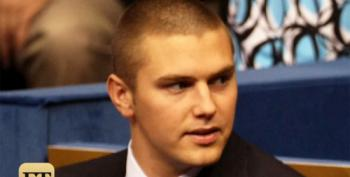Track Palin Enters Plea In Domestic Abuse Case