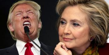 That Was Fast! Hillary's Post-Convention Poll Bump Dumps Trump