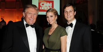 Trump's Jewish Son In Law Appears To Be Suffering From Stockholm Syndrome, Defends Antisemitic Tweet