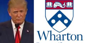 1,000 Wharton Grads Pen Letter To Trump- 'You Do Not Represent Us'