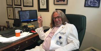 NBC News Tracked Down Trump's Doctor And It Was Amazing (UPDATE With Video)